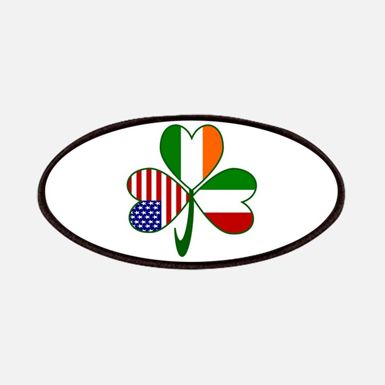 Shamrock of Italy Patches