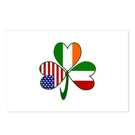 Shamrock of Italy Postcards (Package of 8)