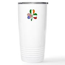 Shamrock of Italy Travel Mug