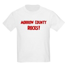 Morrow County Rocks Kids T-Shirt