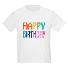 happy birthday - happy T-Shirt