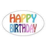 Happy birthday 10 Pack