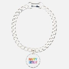 happy birthday - happy Bracelet