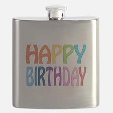 happy birthday - happy Flask