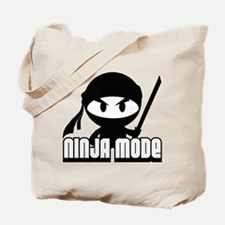 Ninja mode Tote Bag