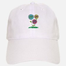 OT FLOWERS FINISHED 1.PNG Baseball Baseball Cap