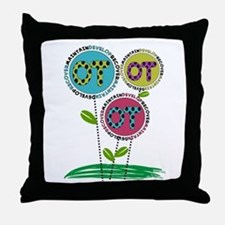 OT FLOWERS FINISHED 1.PNG Throw Pillow