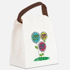 OT FLOWERS FINISHED 1.PNG Canvas Lunch Bag