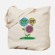 OT FLOWERS FINISHED 1.PNG Tote Bag