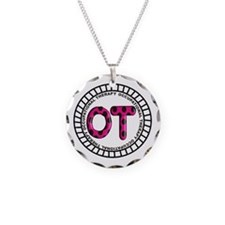 OT PENDANT FUSCHIA.PNG Necklace