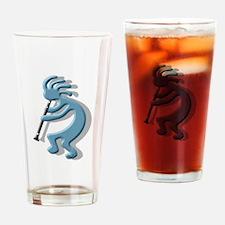 Clarinet Drinking Glass