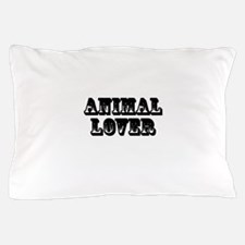 Animal Lover Pillow Case