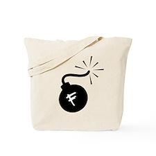 F-Bomb Tote Bag