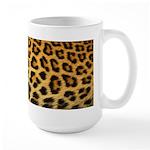 Animal Print Large Mug