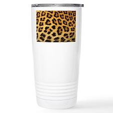 Animal Print Travel Mug