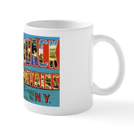 Adirondack Mountains New York Mug
