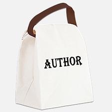 Author Canvas Lunch Bag