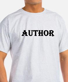 Author T-Shirt