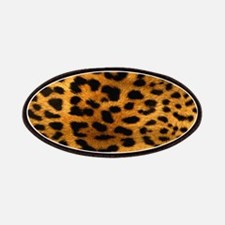 Animal Print Patches