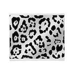 Animal Print Throw Blanket