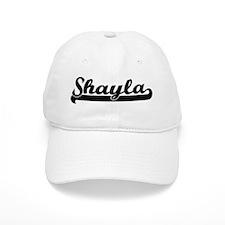 Black jersey: Shayla Baseball Cap