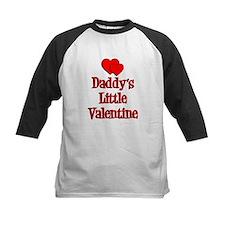Daddys Little Valentine Tee