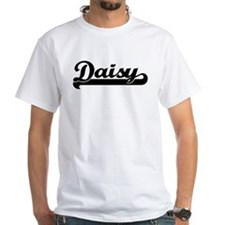 Black jersey: Daisy Shirt