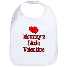 Mommys Little Valentine Bib