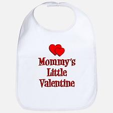 Mommys Little Valentine Bib