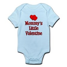 Mommys Little Valentine Infant Bodysuit