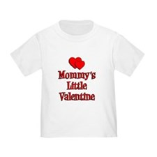Mommys Little Valentine T