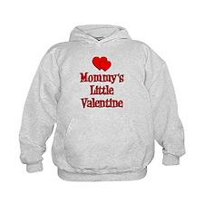 Mommys Little Valentine Hoodie