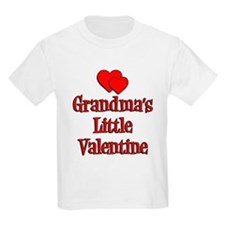 Grandmas Little Valentine T-Shirt