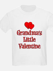 Grandmas Little Valentine T-Shirt