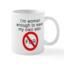 No to Fur Mug