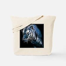 Night Tiger Tote Bag