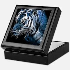 Night Tiger Keepsake Box