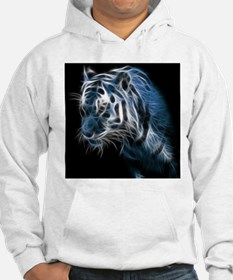 Night Tiger Hoodie Sweatshirt