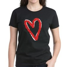 Valentine Heart Tee