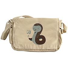 Cute Snake - Messenger Bag