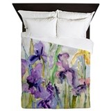 Gardens Luxe Full/Queen Duvet Cover
