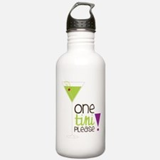 One Tini Please Sports Water Bottle