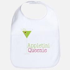 Appletini Queenie Bib