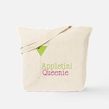 Appletini Queenie Tote Bag