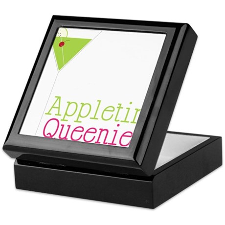 Appletini Queenie Keepsake Box