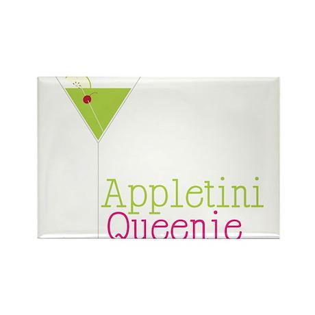 Appletini Queenie Rectangle Magnet
