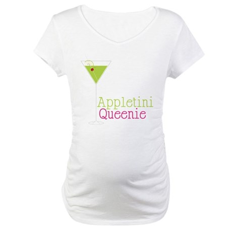 Appletini Queenie Maternity T-Shirt