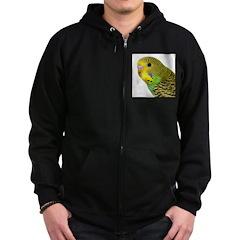 Parakeet 2 Steve Duncan Zip Hoodie