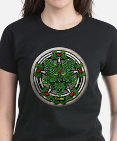 Rowan Celtic Greenman Pentacle Tee