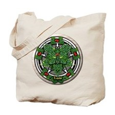 Rowan Celtic Greenman Pentacle Tote Bag